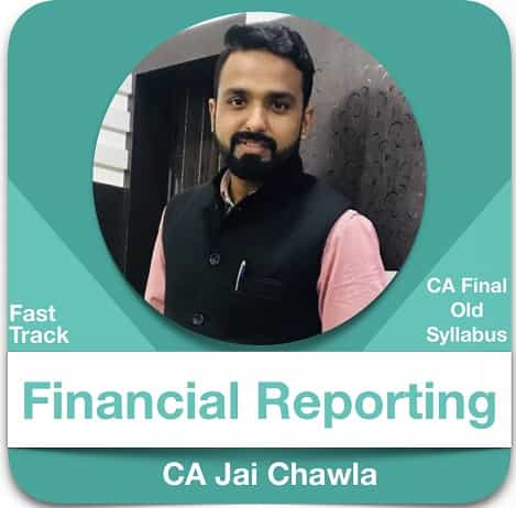 Financial Reporting Only Fast Track Batch
