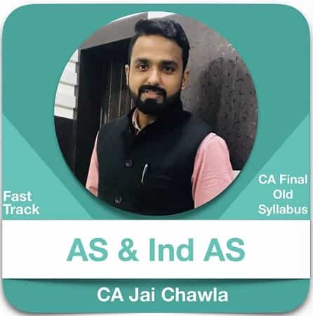 As & IndAS Only Fast Track Batch